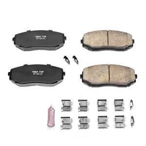 Disc Brake Pad Set Front Power Stop Z23-1258