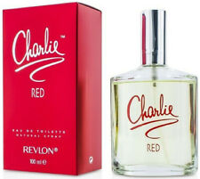 CHARLIE RED by REVLON for women EDT 3.3 / 3.4 oz New in Box
