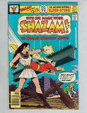 SHAZAM! 25  1st Appearance of Isis from 1975   Captain Marvel  DC Comic  VF!