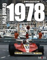 MFH Book No44 Grand Prix 1978 In the Details Racing Pictorial Series by HIRO
