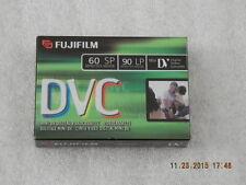 FUJIFILM DVC Mini DV Video Tape, NEW
