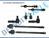 Front Ball Joint Sway Bar Tie Rod Suspension Kit for 03-10 Dodge Ram 2500 3500