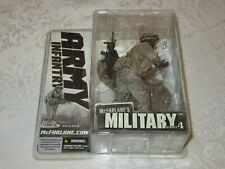 McFarlane's Military Series 4 Army Infantry African American Action Figure