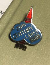New listing Vintage Amf 20th Century Lanes 500 Series 1� Rocket Lapel Pin, Portland, Oregon