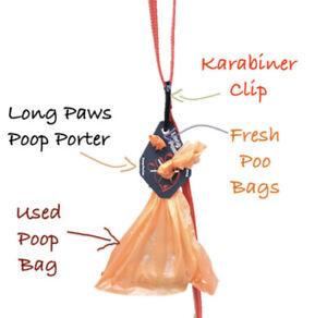 Long paws Poop Porter