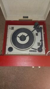 Dansette Viva Record Player, Fully Working, refurbished, excellent condition
