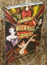 MOULIN ROUGE 2-DISC DVD BOX SET, NEW AND SEALED, MULITPLE OSCAR WINNING MUSICAL