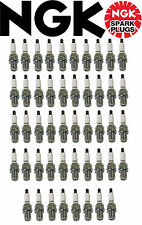 NEW Set of 48 NGK R5671A-7 V Power Racing Turbo Nitrous Spark Plugs Pack 4091