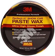 3M™ Perfect-it Show Car Paste Wax Shines protects Wet look Ultra high gloss