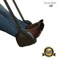 Airplane Footrest – Premium Airplane Travel Accessories That Eliminate Swell Sor