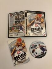 NCAA March Madness 2003 for Sony PlayStation 2 - Complete