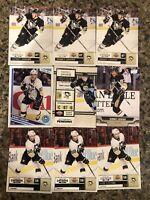 Pittsburgh Penguins Premium Card Lot (50) Crosby Malkin Fleury Letang