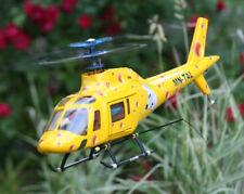 Agusta A119-Rumpf für 400er RC-Hubschrauber