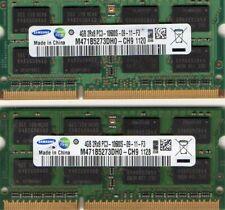 8GB (2x 4GB Kit) Toshiba Satellite C655-S5507 L775-S7114 L755D-S5109 DDR3 Memory