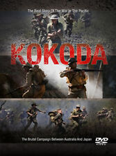 KOKODA Real War In The Pacific Australian And Japan DVD