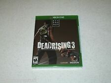 Dead Rising 3 Day One Edition Microsoft  XBOX One Unopened Sealed OOP
