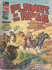 1975 Stan Lee Presents Planet of the Apes No. 6- Lot E
