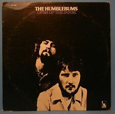 THE HUMBLEBUMS OPEN UP THE DOOR LP 1970 ORIGINAL PRESS RARE GREAT COND! NM/VG+!!