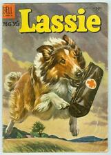 Lassie #21- (Dell comics 1955) G/Vg; Large Scans