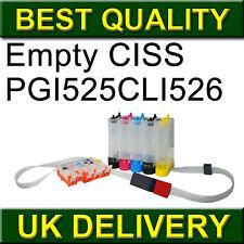NON-OEM CISS CANON IP4850 IP4950 MG5250 MG5350 Empty