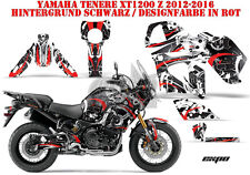 AMR RACING DEKOR GRAPHIC KIT YAMAHA YZF R1, XT 1200 TENERE Z/ZE EXPO B