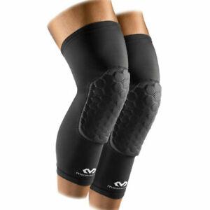 McDavid HEX TUF 6446X Leg Sleeve / Pair Medium Basketball Football Netball