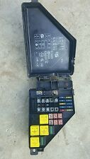 MG ZS Rover fuse box including all fuses