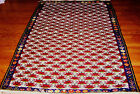 """ROYAL BAKHTIARI RUG KILIM EXQUISITE DESIGN COLORS 6'2"""" X 4'5"""" HIGHLY COLLECTIBLE"""