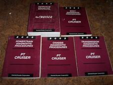 2003 Chrysler PT Cruiser Service Repair Manual Touring Limited DreamCruiser GT