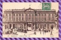 CPA 33 - Bordeaux - l'hotel de ville