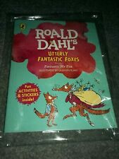 Roald Dahl's Utterly Fantastic Foxes book from McDonalds - Brand New and Sealed
