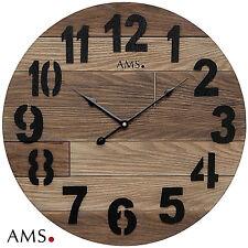 XXL AMS 50 Reloj De Pared oficina Cocina la Sala Trabajo para salón Ø 50cm 201