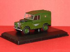 Oxford Commercials 1/43 Land Rover Series 1 88 Post Office Telephones Green MiB