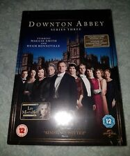 DOWNTON ABBEY SERIES THREE.DVD.NEW AND SEALED.