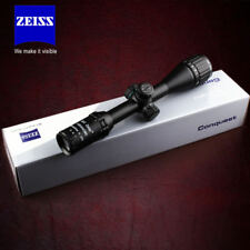 Zeiss 3-9X40AO Conquest Rifle Scope Illuminated Red Green Reticle Sight Sighting