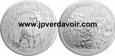 Pièces euro de la France Année 2015 10 Euro