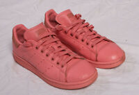 ADIDAS Stan Smith Rare All Pink, Leather 2017 Unisex Skate Trainers UK 6 VGC!