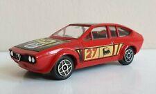 Alfa Romeo Alfetta GTV, Agip #27, 1:43, Solido no. 1305