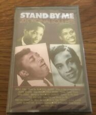"Various Soul Artists ""Stand By Me"" NEW & SEALED Tape Cassette ""20 Original Hits"""