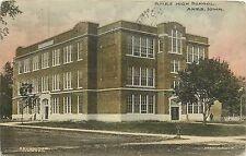 Iowa, IA, Ames, Ames High School 1914 Postcard