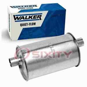 Walker Quiet-Flow 22229 Exhaust Muffler for Mufflers  gy