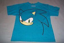 Sega Sonic The Hedgehog Video Game T-Shirt Youth Kids Boys Girls Medium