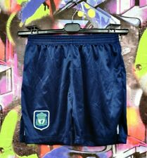 Vintage Liverpool Fc 90s The Reds Football Soccer Training Shorts Mens size Xs
