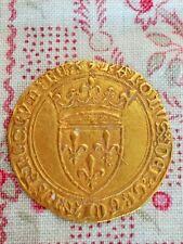 Écu d'or à la couronne - Charles VI