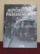 Livre Histoire des AUTOBUS PARISIENS 1906-1965 TBE / No cpa tram metro train...