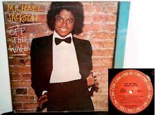 rare Michael Jackson Off The Wall 1985 South Korea import KJPL-0428 vinyl lp