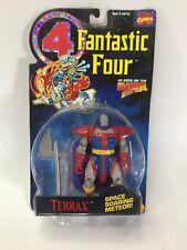 Terrax - Fantastic Four (4) - Action Figure - 1994 Toy Biz - Marvel Comics - NEW
