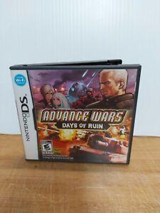 Advance Wars: Days of Ruin (Nintendo DS, 2008)