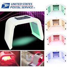 4 Colors LED Photon Light Facial Body Skin Rejuvenation PDT Photodynamic Machine