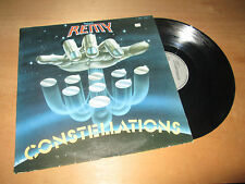 PATRICK REMY constellations FRENCH COSMIC DISCO SYNTH SELECTROMUSIC Lp 1981